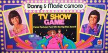 Donny & Marie TV Show Game